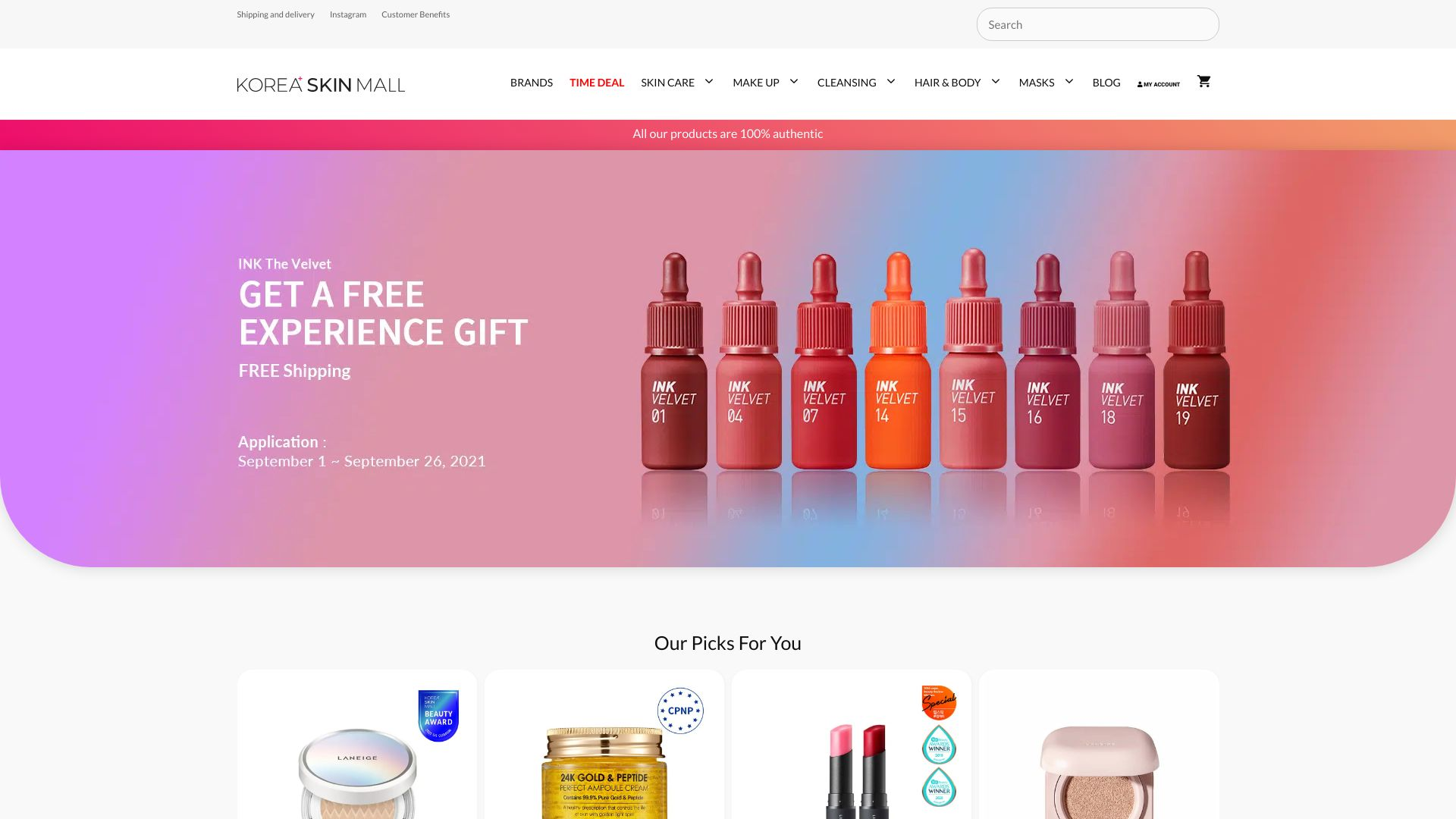 k-skinmall.com