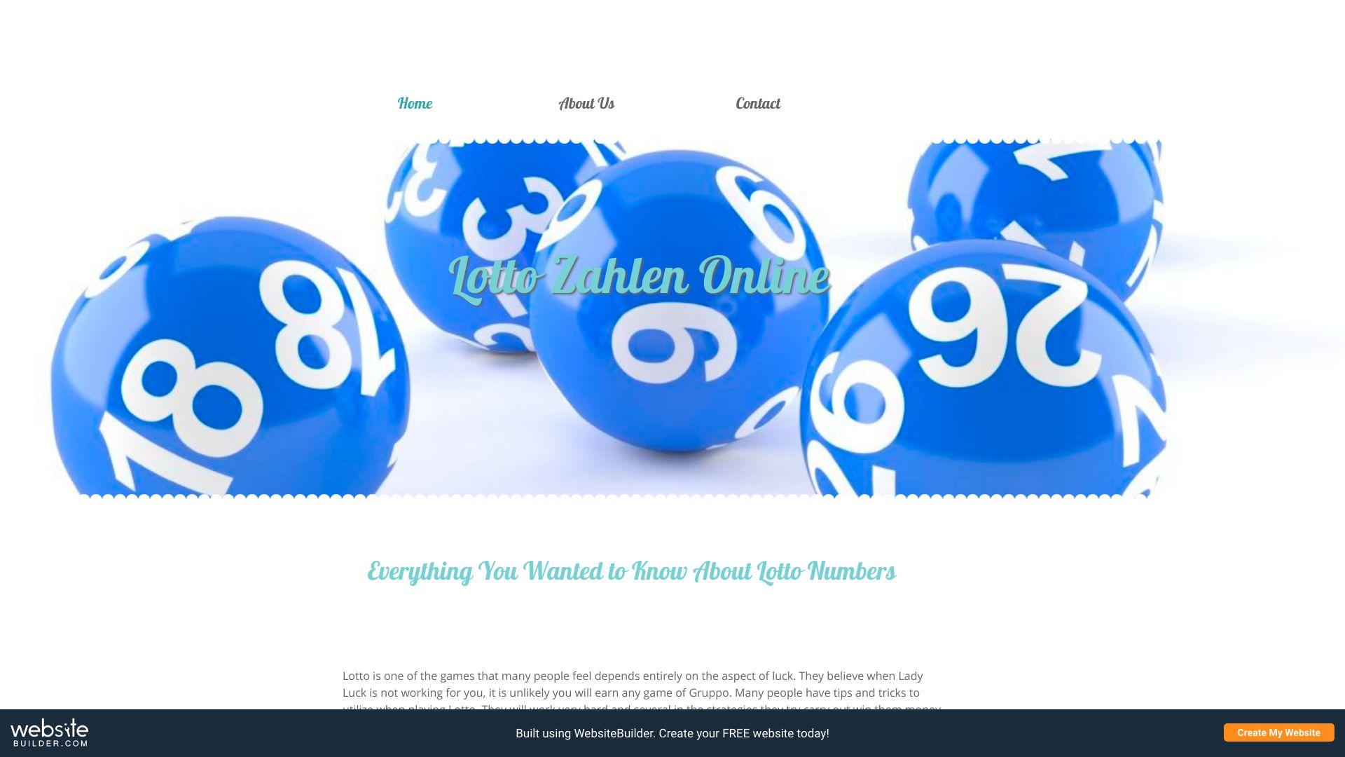 lottozahlenonline.my-free.website