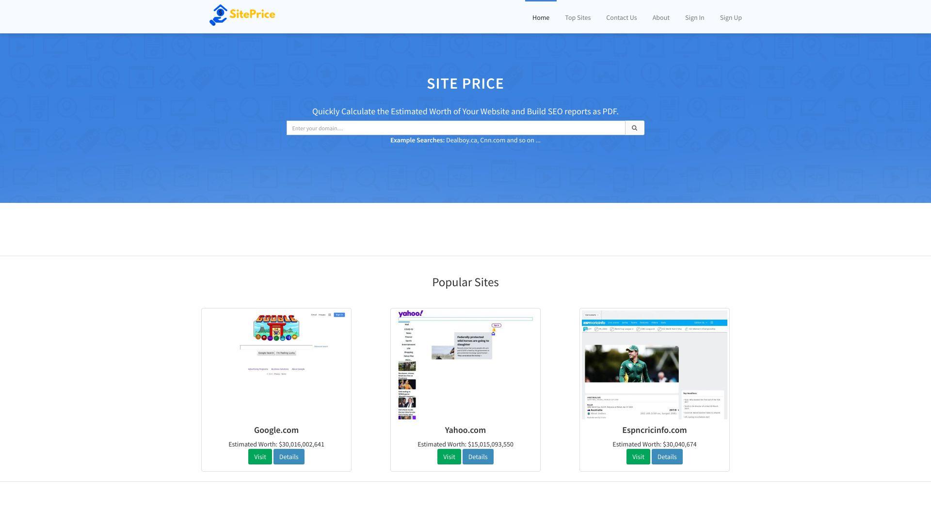 siteprice.com