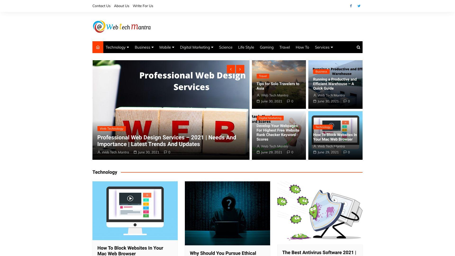 webtechmantra.com